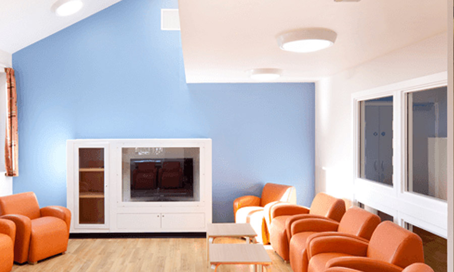 Mental Healthcare Lighting Services